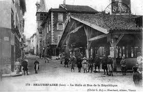 Beaurepaire, date inconnue